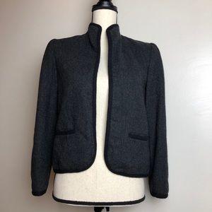 LIZ CLAIBORNE Wool Blazer Size 4